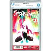 Spider-Gwen #1 CBCS 9.8 (W) *0005768-AA-002*