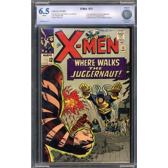 X-Men #13 CBCS 6.5 (W) *0009865-AA-019*