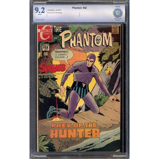 Phantom #42 CBCS 9.2 (W) *0012252-AA-006*