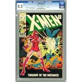 X-Men #52 CGC 8.5 (OW-W) *0067888004*
