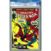 Amazing Spider-Man #149 CGC 9.6 (W) *0088496017*