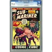 Sub-Mariner #49 CGC 9.6 Oakland Pedigree (OW-W) *0097831009*
