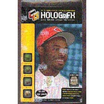 2000 Upper Deck Hologrfx Baseball Prepriced Box