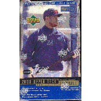 2000 Upper Deck Series 1 Baseball Hobby Box
