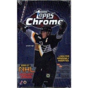 2000/01 Topps Chrome Hockey Hobby Box