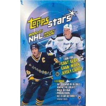 2000/01 Topps Stars Hockey Hobby Box