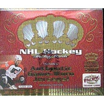 2000/01 Pacific Crown Royale Hockey Hobby Box