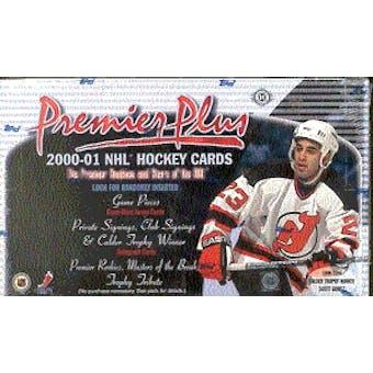 2000/01 Topps Premier Plus Hockey Hobby Box