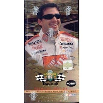 2000 Upper Deck Premiere Edition Racing Hobby Box (1/64 car)