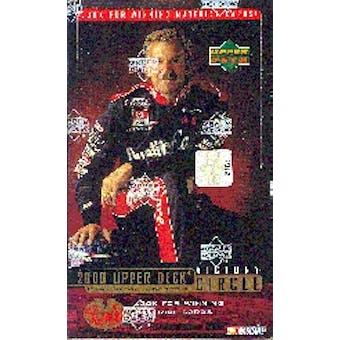 2000 Upper Deck Victory Circle Racing Hobby Box