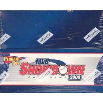 WOTC MLB Showdown Pennant Run 2000 Baseball Booster Box