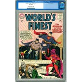 World's Finest Comics #131 CGC 4.0 (C-OW) *0101842019*