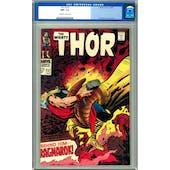 Thor #157 CGC 9.6 (OW-W) *0109460015*