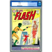Flash #119 CGC 8.0 (OW) *0109494009*