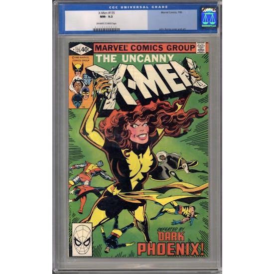 X-Men #135 CGC 9.2 (OW-W) *0114360012*