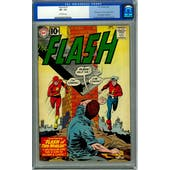 Flash #123 CGC 7.5 (OW) *0116162004*