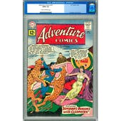 Adventure Comics #291 CGC 3.0 (C-OW) *0119652002*
