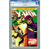 Uncanny X-Men #142 CGC 9.2 (OW-W) *0120523008*