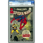 Amazing Spider-Man #46 CGC 9.2 (C-OW) *0120818006*