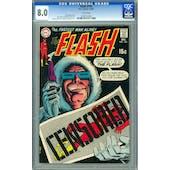 Flash #193 CGC 8.0 (W) *0136101002*