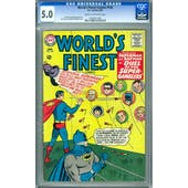 World's Finest Comics #150 CGC 5.0 (C-OW) *0140921028*