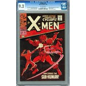 X-Men #41 CGC 9.2 (OW) *0160811026*