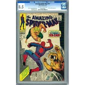 Amazing Spider-Man #57 CGC 8.5 (OW-W) *0194019005*