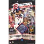 2001 Bowman Baseball Hobby Box
