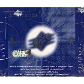 2001/02 Upper Deck SPx Hockey Hobby Box