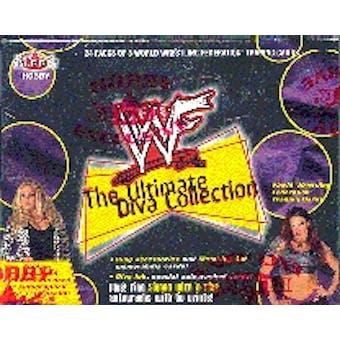 2001 Fleer WWF WWE Ultimate Diva Collection Wrestling Hobby Box
