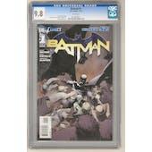 Batman #1 CGC 9.8 (W) *0212834011*