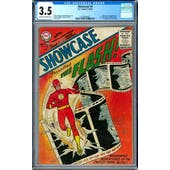 Showcase #4 CGC 3.5 (C-OW) *0214482002*