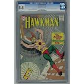 Hawkman #4 CGC 5.5 (OW-W) *0230945002*