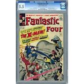 Fantastic Four #28 CGC 5.5 (OW-W) *0242473003*