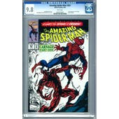 Amazing Spider-Man #361 CGC 9.8 (W) *0245723022*