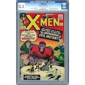 X-Men #4 CGC 8.5 (OW-W) *0270127008*