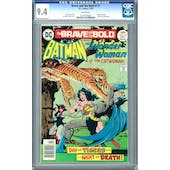Brave and the Bold #131 CGC 9.4 (W) *0279193028*