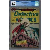 Detective Comics #81 CGC 3.0 (OW) *0286894008*