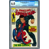 Amazing Spider-Man #73 CGC 6.0 (OW-W) *0295793017*
