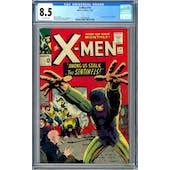 X-Men #14 CGC 8.5 (OW) *0296394008*