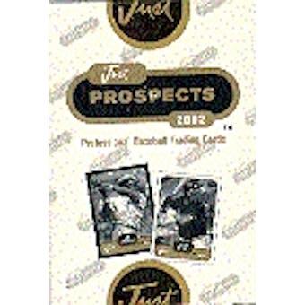 2002 Just Minors Prospects Baseball Factory Set (Box)