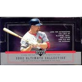 2002 Upper Deck Ultimate Collection Baseball Hobby Box