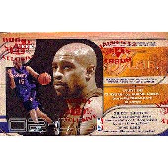 2002/03 Fleer Flair Basketball Hobby Box