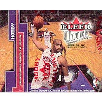 2002/03 Fleer Ultra Basketball Hobby Box