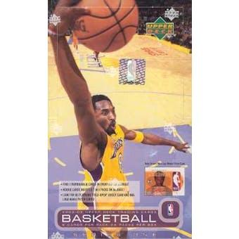 2002/03 Upper Deck Series 1 Basketball Hobby Box