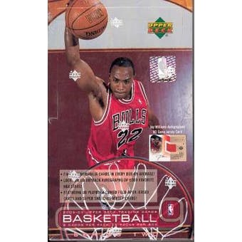 2002/03 Upper Deck Series 2 Basketball Hobby Box