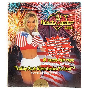 BenchWarmer Series 1 Hobby Box (2002)