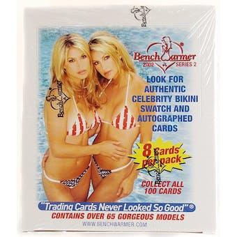 BenchWarmer Series 2 Hobby Box (2002)