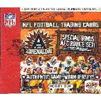 2002 Pacific Adrenaline Football Hobby Box