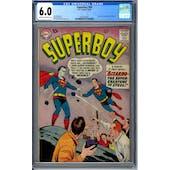 Superboy #68 CCG 6.0 (C-OW) *0306225001*